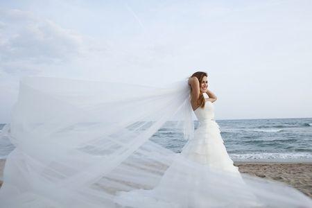 6 razones para llevar velo en tu boda