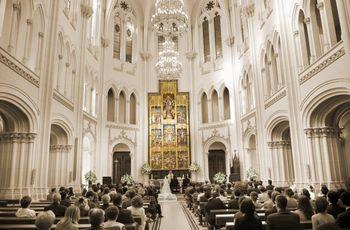 Tips para elegir la iglesia del tamaño perfecto