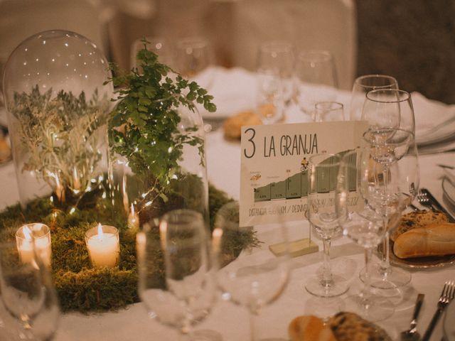 Las mesas de vuestro banquete de boda: ¿con nombres o números?