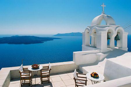 Una luna de miel mágica en las Islas Griegas