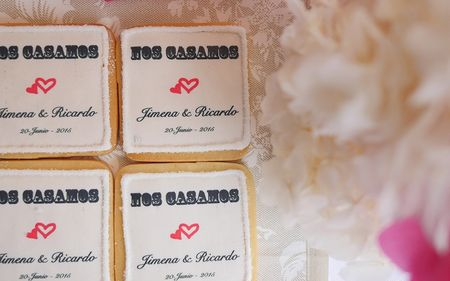 Invitaciones de boda comestibles: �la combinaci�n perfecta!