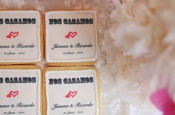 10 invitaciones de boda comestibles: ¡la combinación perfecta!