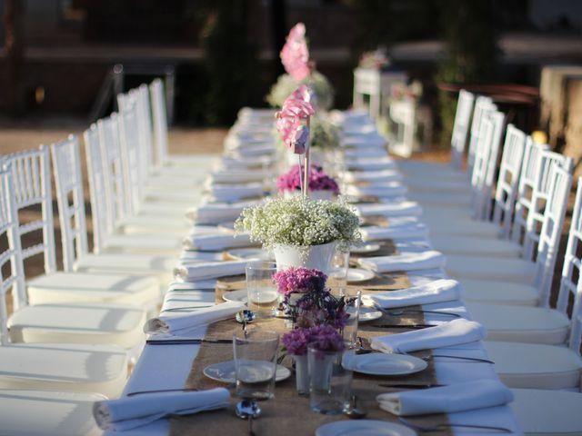 6 consejos para organizar las mesas del banquete de boda