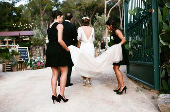 ¿Qué servicios me ofrece un wedding planner?