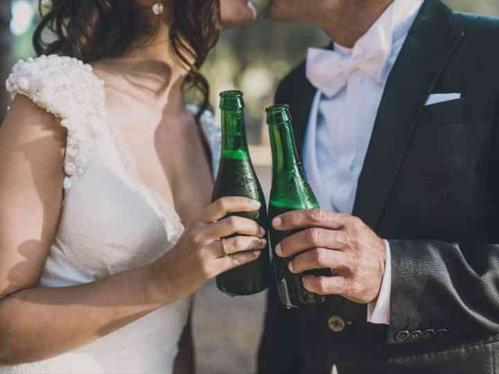 6 maneras de servir cerveza en vuestra boda
