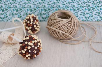 Cake pops para bodas: todos los formatos y estilos
