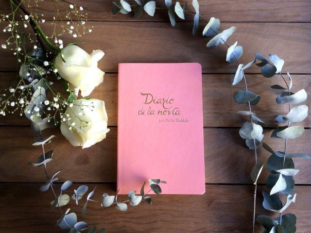 Tu diario de novia, tu mejor aliado