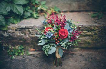 Ramos de novia y decoración: escoged las flores de vuestra boda según su significado