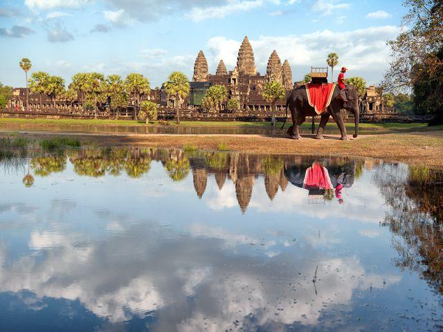 Luna de miel en la fascinante Camboya: 5 imprescindibles