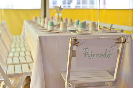 Ideas originales para bodas: 5 formas de decorar las mesas de los más pequeños