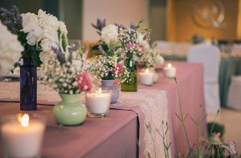 8 aromas para tu boda: ¡escoge tu favorito!