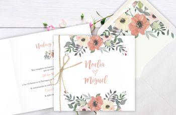 ¿Pensando ya en las invitaciones de boda?