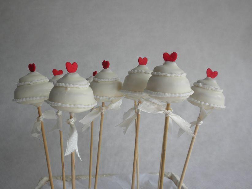 Cake pops caseros para tu boda - Cosas para preparar una boda ...