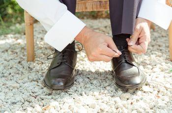 ¡No te pierdas las nuevas tendencias en zapatos de novio!