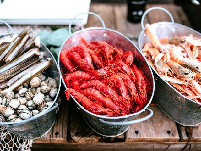 ¿Os gusta el marisco? No os perdáis estas 12 propuestas