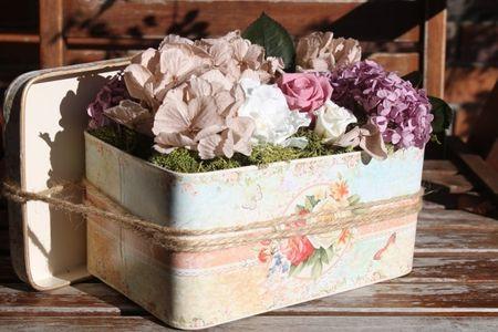 Glosario de decoración floral para la boda