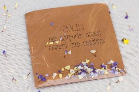 Tarjetas de agradecimiento originales