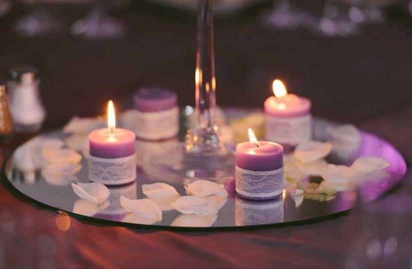 7 ideas para decorar la boda con velas - Ideas para decorar velas ...