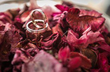 5 básicos para conseguir unas fotografías únicas de vuestras alianzas de boda
