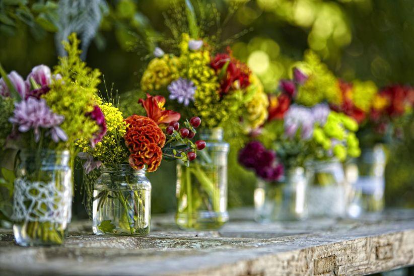 6 ideas para decorar la boda sin gastar mucho dinero for Ideas para decorar la casa sin gastar mucho