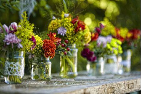 6 ideas para decorar la boda sin gastar mucho dinero