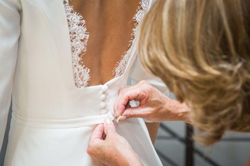 22181a9bc Tienes dudas sobre tu vestido de novia  ¡Despéjalas todas!
