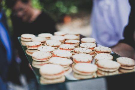 20 ideas para un aperitivo de boda exquisito