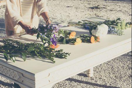 Estilos florales para tu boda