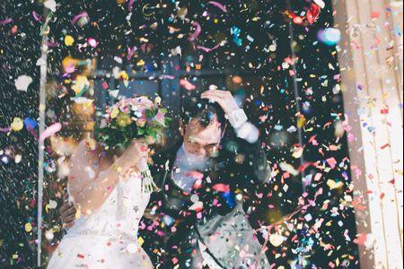 Claves para una boda con color