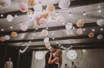 """5 ideas de decoración para bodas: decid """"¡sí!"""" a las propuestas low cost"""