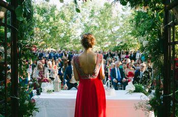 Vestidos rojos de fiesta 2018: más de 100 looks para impactar