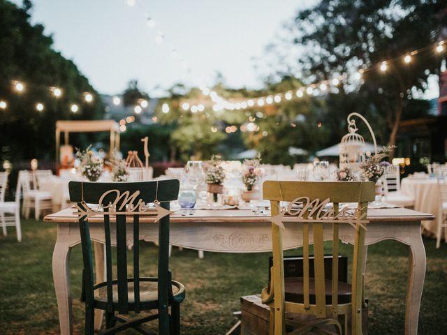 5 estilos de sillas para vuestra boda: ¿con cuál os quedáis?