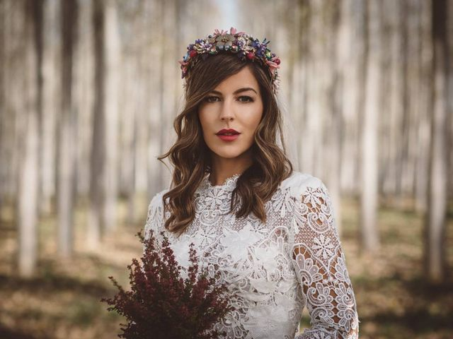 Pintalabios intensos en tu boda. ¿Te atreves?