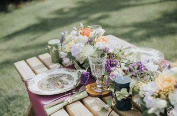 5 cosas que nadie te dijo al elegir el color de tu boda