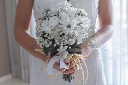 10 ramos de novia perfectos para bodas en la playa