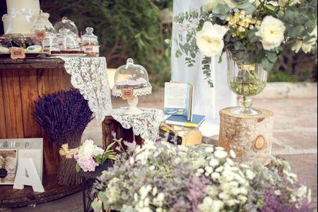 10 tendencias en decoraci�n que no pueden faltar en tu boda