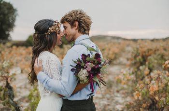 7 tips para ser una auténtica novia boho