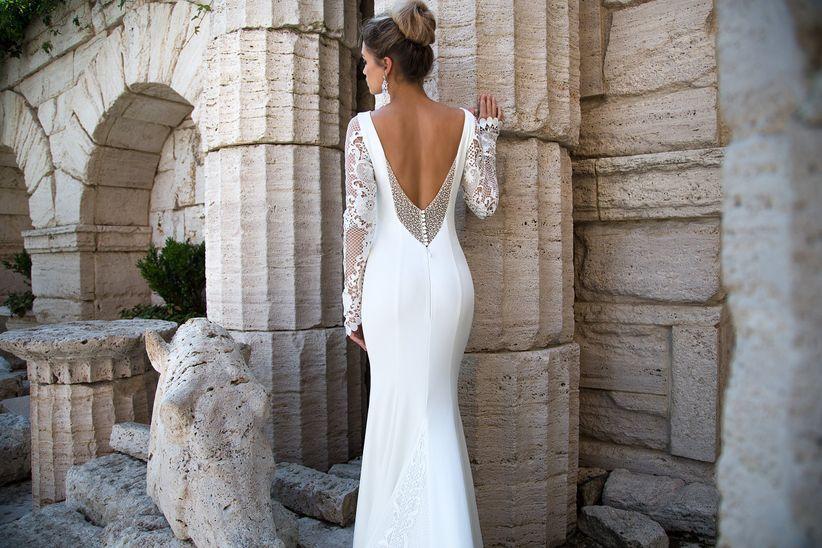 8 espaldas de infarto para tu vestido de novia
