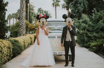 Mickey Mouse cumple 90 años. ¿Lo invitáis a vuestra boda?