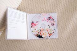 El CD de vuestra boda como regalo para los invitados