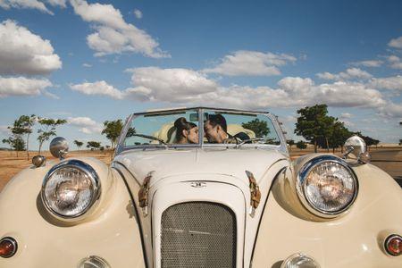 18 coches clásicos para tu boda