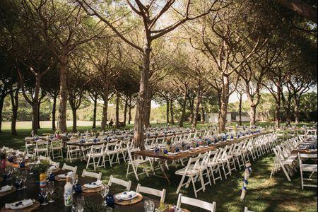 ¿Cómo decorar vuestro banquete de boda? Ideas y consejos