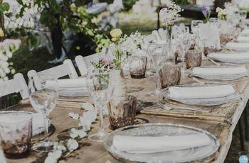 7 ideas total light para decorar las mesas del banquete