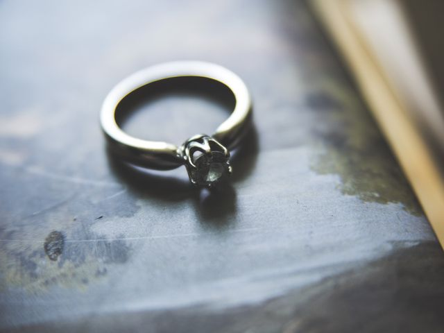 5 anillos de compromiso que os harán soñar. ¿Con cuál os quedáis?