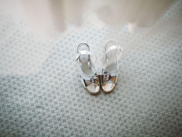 Cómo preparar los zapatos de novia antes de la boda
