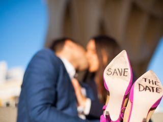 8 ideas geniales para anunciar vuestro save the date