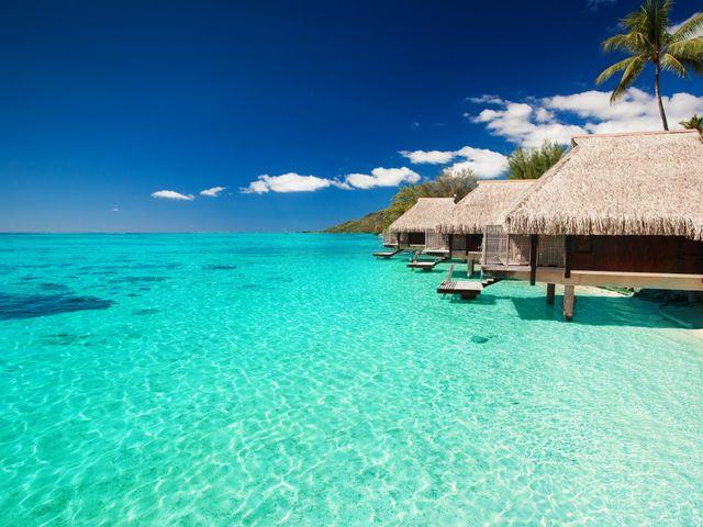 Luna de miel en Bora Bora: 10 cosas que seguro no podréis olvidar