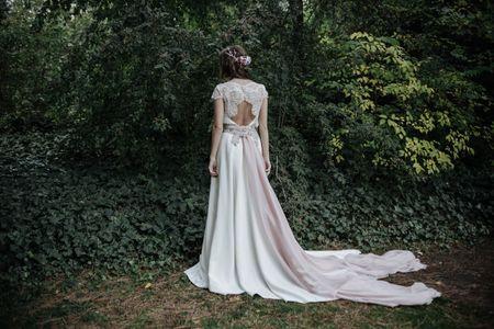 Tipos de tejidos para vestidos de novia (2ª parte)