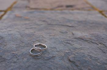 Alianzas de acero: lo último en joyería para la boda