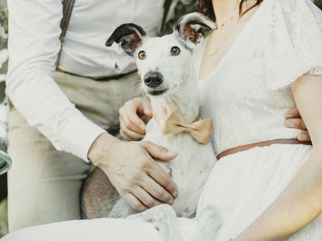 La boda vista a través de vuestra mascota: 9 ideas fantásticas